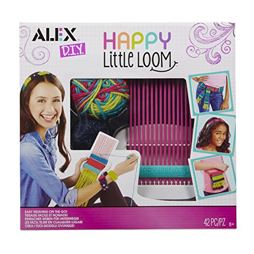ALEX DIY Happy Little Loom Kit – XobMaer