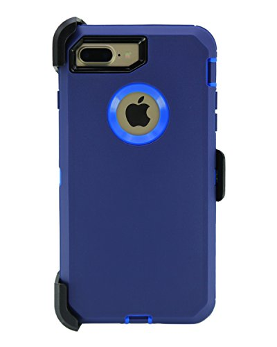 4 layer - full display - inner hard plastic shell and soft non slip, strong grip outsider with TouchScreen Protectorcover and Beltclip.