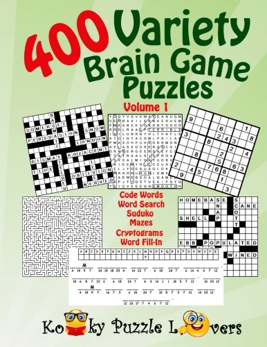 Usa Today Jumbo Puzzle Book  400 Brain Games For Every Day